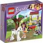 Brinquedo Novo Lego Friends O Novo Filhote Da Olivia 41003