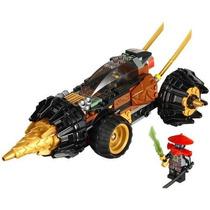 Lego Ninjago A Perfuradora De Terra - 70502 Pronta Entrega