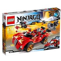 Lego Ninjago 70727 Carregador Ninja X-1 Com 426 Peças