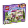 Lego 3315 - Lego Friends - A Casa Da Olivia