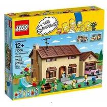 Lego 71006 - Lego Simpsons - A Casa Dos Simpsons -2523 Peças