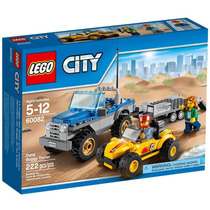 60082 - Lego City - Buggy Trailer Das Dunas