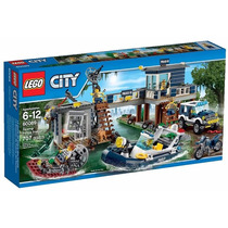 Lego 60069 Lego City Swamp Police Station