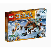 Lego Chima 70143 Caminhador Dente De Sabre De Sire Fangar