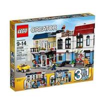 Lego 31026 - Lego Creator - Loja De Bicicletas E Café 3 Em 1