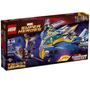 Lego Super Heroes O Resgate Da Nave Espacial Milano 76021