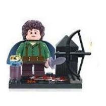 Blocos De Montar Similar Lego (5185) Senhor Dos Aneis- Merry