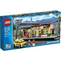 Lego Trains 60050 Estação De Trem, Novo, Pronta Entrega!