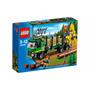 Lego 60059 - Caminhão De Transporte De Madeira