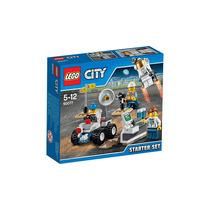 Lego City 60077 Conjunto De Iniciação Espacial 107 Peças