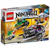 Lego Ninjago - Ataque Overborg 70722