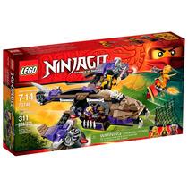 70746 - Lego Ninjago - Ataque De Helicoptero Condrai