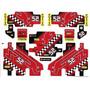 Lego Technic Mindstorms Nxt Ev3 Adesivos Set 8041 Raridade