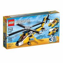 Lego Creator 31023 Tres Em Um, Novo, Pronta Entrega