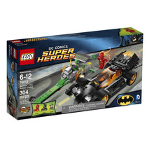 Lego Super Heroes 76012 Batman A Perseguição Do Riddler 304p