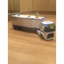 Lego 60044 Caminhão Da Polícia City