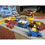Pista Lego De Corrida Carros F-1 Motor Sport Mega Bloks