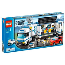 7288#1 Lego City / Police Mobile Police Unit