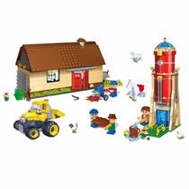 Brinquedo De Montar Fazenda Sede Tanque De Água 8569 Banbao