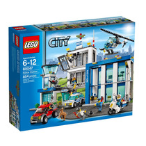 Lego 60047 City Police Station - Pronta Entrega