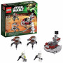 Star Wars Clone Troopers Vs. Dridekas Lego