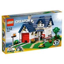 5891#1 Lego Creator Apple Tree House