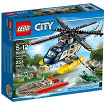 60067 - Lego City Police - Perseguição Helicoptero