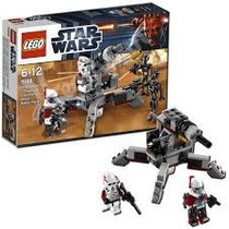 Lego 9488 - Star Wars:elite Clone Trooper & Commando Droid