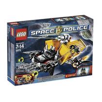 Lego Space Police - Caminhão Espacial De Fuga