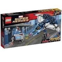 Lego 76032 Avengers Quinjet City Chase