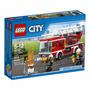 Brinquedo Lego City Caminhão Com Escada Combate Fogo 60107