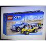 Lego City Buggy Trailer Das Dunas 222 Peças Código 60082