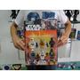 Bonecos Star Wars Bloco Coleção Star Wars - 6 Bonecos
