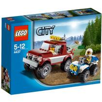 4437 - Lego City - Perseguição Da Polícia