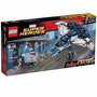Lego 76032 - The Avengers Quinjet City Chase - 722 Pç