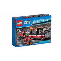 Lego City Transporte De Motocicleta 60084