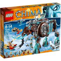 Lego Chima 70145 Maulas Ice Mammoth Stomper