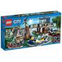 Lego Delegacia Da Polícia Do Pântano - City - 60069