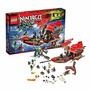 Lego 70738 - Ninjago Voo Final Do Barco Do Destino 1253peça