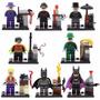 Lego Super Heróis Batman - Charada Coringa Batgirl Robin
