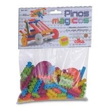 Elka Sensacional Embalagem Com 100 Pinos Magicos + Brinde