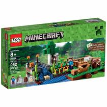 Lego Minecraft 21114 - A Fazenda - Frete Grátis