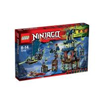 Lego Ninjago 70732 City Of Stiix A Cidade De Stiix