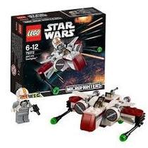Lego 75072 - Star Wars Arc-170 Starfighter Microfighter