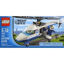 4473#1 Lego City / Police Police Helicopter