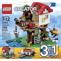 Lego A Casa Na Árvore 3 Em 1 - Creator 31010 Pronta Entrega