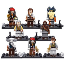 Kit Lego Piratas Do Caribe Jack Sparrow - Pronta Entega