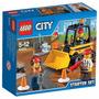 Lego City 60072 Conjunto De Iniciação Para Demolição 85 Pçs