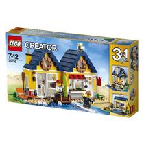 31035 Lego Creator Beach Hut 3 X1 Casa De Praia
