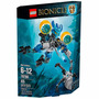 Brinquedo Bloco Montar Lego Bionicle Protetor Da Água 70780